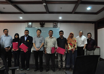 Marga Pembangunan Jaya - Program Yayasan MPJ Beasiswa Internal PT Jaya Teknik Indonesia